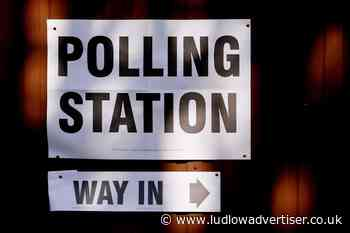 new Ludlow and south Shropshire go to the polls for the first time since general election - Ludlow Advertiser
