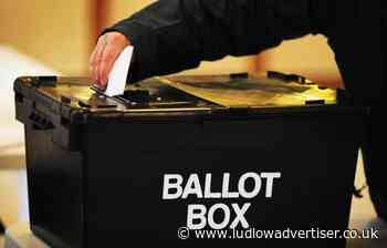 Voting has started in Ludlow and south Shropshire and in Tenbury and the Teme Valley - Ludlow Advertiser