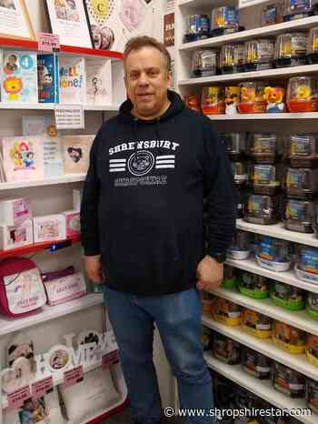 Independent Shrewsbury shop owner looks to town's youth to support growth - shropshirestar.com