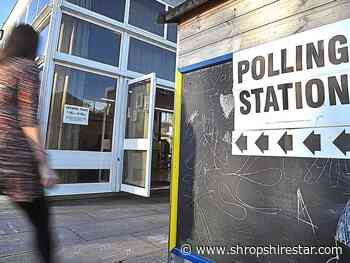Local elections: Shropshire heads to the polls as battle for votes begins on Super Thursday - shropshirestar.com