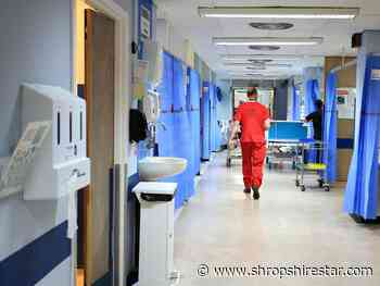About 20000 NHS work days lost due to Covid - shropshirestar.com