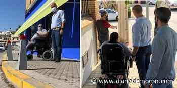 El PP de Morón denuncia las dificultades de accesibilidad que tienen las personas con movilidad reducida y que son ignoradas por el Ayuntamiento - diariodemoron.com