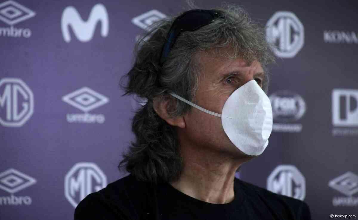 José Daniel Morón se ilusiona con los jóvenes de Colo Colo y espera estar en una final de Copa Libertadores... - Bolavip Chile