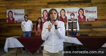Salgado, Morón y ahora, Mónica Rangel, candidata de Morena en SLP: el INE va por su candidatura - Noroeste