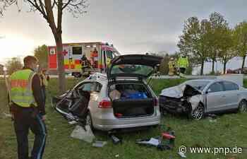 Zwei Schwerstverletzte nach Unfall in Landau an der Isar - Landau an der Isar - Passauer Neue Presse