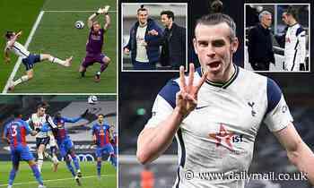 Gareth Bale boasts the Premier League's best goals per minute average