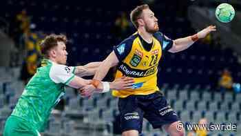 Handball: Niederlage für die Löwen, Balingen gewinnt - SWR