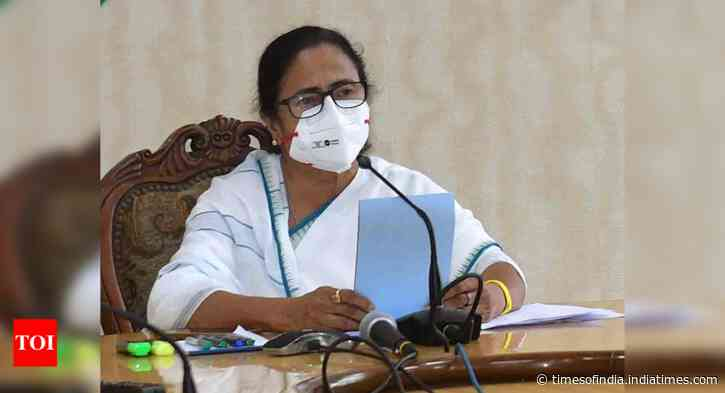 Mamata writes to PM, seeks increase in supply of medical oxygen for Covid-19 treatment