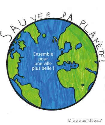 Récolte de déchets pôle Petite enfance dimanche 30 mai 2021 - Unidivers
