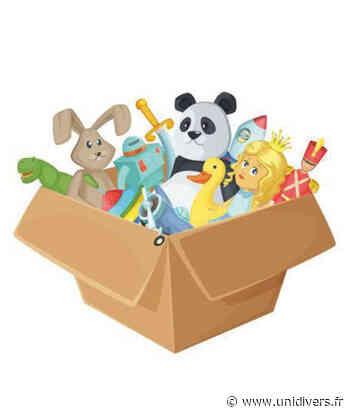 Collecte de jouets Écoles de chantepie lundi 10 mai 2021 - Unidivers