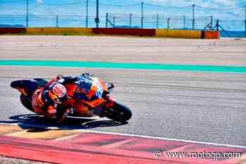 Pedrosa e KTM, un test ad Aragon con i team del WorldSBK