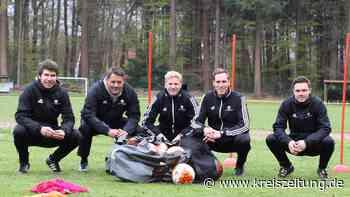 Wieder Training am DFB-Stützpunkt in Zeven - kreiszeitung.de
