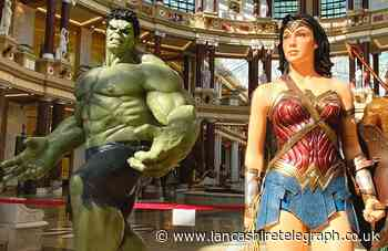 How you can see your favourite Marvel superhero at the Trafford Centre