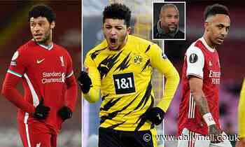 Jadon Sancho would fit in at Liverpool but may struggle for minutes, says Reds icon John Barnes