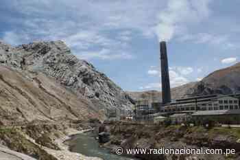 Activos Mineros reinicia remediación de suelos mineralizados en La Oroya - Radio Nacional del Perú