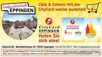 ▷ Click & Collect: Mit der City Card weiter punkten - Eppingen.org