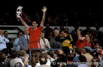 Jack Ross on how Aberdeen legend Willie Miller's one-handed victory salute sparked his love affair with the Scottish Cup - HeraldScotland