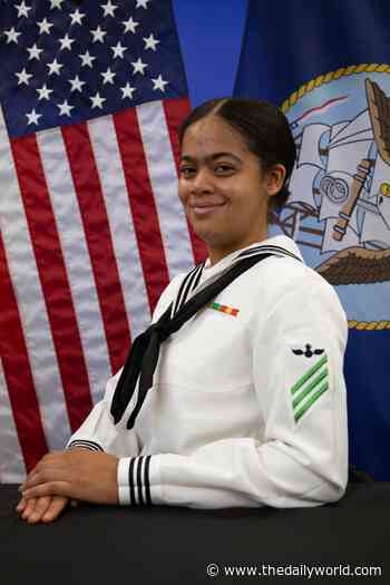 Aberdeen native serves aboard one of US Navy's newest warships - The Daily World