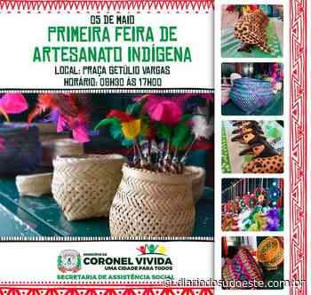 Coronel Vivida realiza feira de artesanato indígena - Diário do Sudoeste