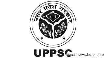UPPSC Recruitment: Candidates can update Principal recruitment branch till May 12, check details