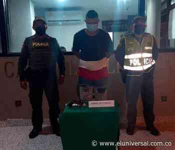 Policía frustró intento de homicidio en Olaya Herrera: un capturado - El Universal - Colombia