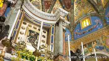 Pompeia se prepara para a súplica a Nossa Senhora do Rosário - Vatican News