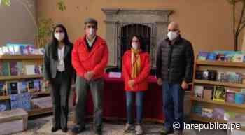 Puno: distribuirán 810 libros en zonas rurales de Carabaya, Ilave y penales - LaRepública.pe