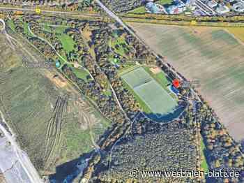 Paderborn: Stadt sperrt Waldstadion Mönkeloh