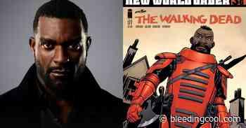 The Walking Dead: Michael James Shaw's Mercer Reports for Season 11 - Bleeding Cool News