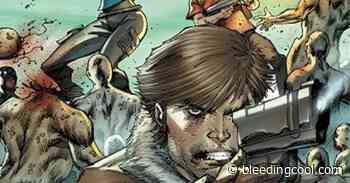 Rob Liefeld Draws Michonne For The Walking Dead - Bleeding Cool News
