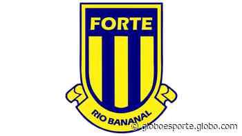 Pedro Artur assume gestão do Forte e Rio Bananal volta a ter um clube profissional - globoesporte.com