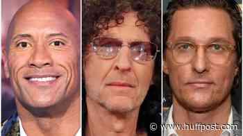 Howard Stern Offers Some Blunt Advice For Dwayne Johnson, Matthew McConaughey - HuffPost