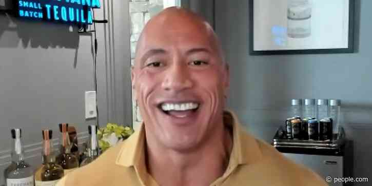 Dwayne Johnson Says People Thought He Was a Girl Growing Up Because of His 'Soft Features' - PEOPLE
