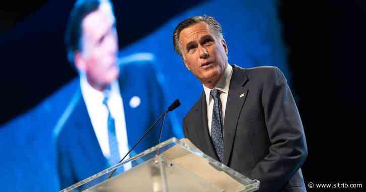 'Utah Politics' podcast: Why did Utah Republicans heckle Mitt Romney?