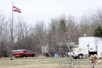 Beyond Local: Symbol of hate removed in Athabasca County - St. Albert Today