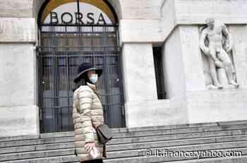 Borsa Milano prosegue tonica, denaro su Stellantis, Cnh, strappa ancora AS Roma - Yahoo Finanza