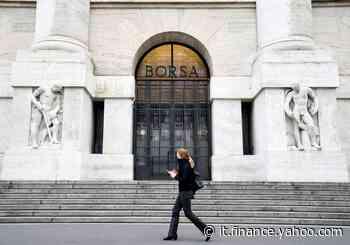 Borsa Milano rimbalza, denaro su Stellantis, banche, strappa ancora AS Roma - Yahoo Finanza
