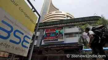 Sensex jumps 257 pts, Nifty ends above 14,800