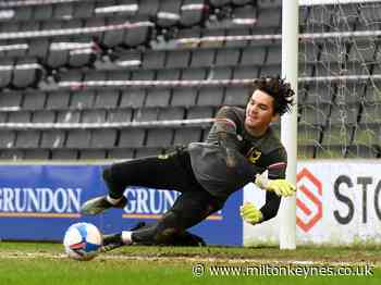 Being supportive from the bench came naturally to Nicholls - Milton Keynes Citizen
