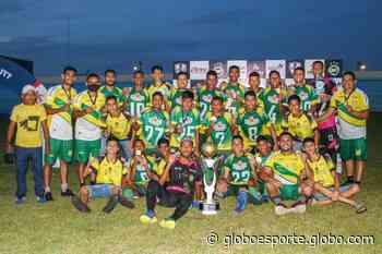 União Bom Jardim é campeão sub-17 do Estadual de Fut7 em Imperatriz - globoesporte.com