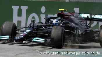 Formel 1: Bottas im ersten Training in Barcelona vor Verstappen