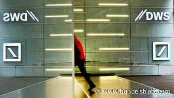 Vermögensverwaltung: DWS will Fondsplattform IKS verkaufen