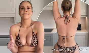 Vicky Pattison posts unashamedly honest bikini photo