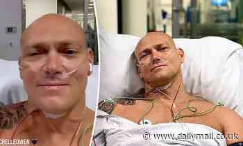 Olympian Michael Klim shares more details about his throat surgery