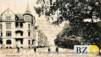 Leben in einem Braunschweiger Nobelviertel um 1910