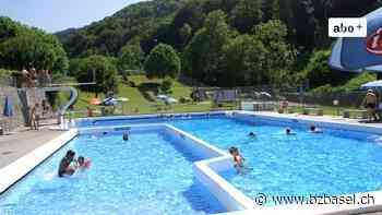 Betonschäden - Waldenburg ist am Schwimmen – wegen unliebsamer Überraschung | bz Basel - Basellandschaftliche Zeitung