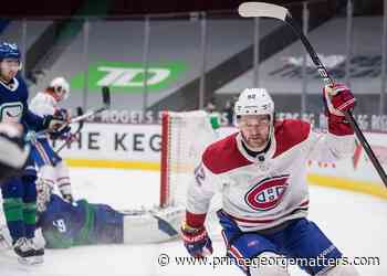 Forward Drouin taking leave of absence from Canadiens for personal reasons - PrinceGeorgeMatters.com
