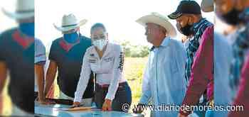Mi proyecto es para todos, dice Juanita Guerra en Tepalcingo - Diario de Morelos