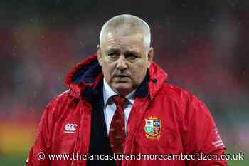 Lions seeking exemption from hotel quarantine after South Africa tour - Lancaster and Morecambe Citizen