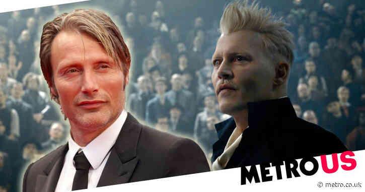Mads Mikkelsen describes 'creative suicide' of copying Johnny Depp in Fantastic Beasts